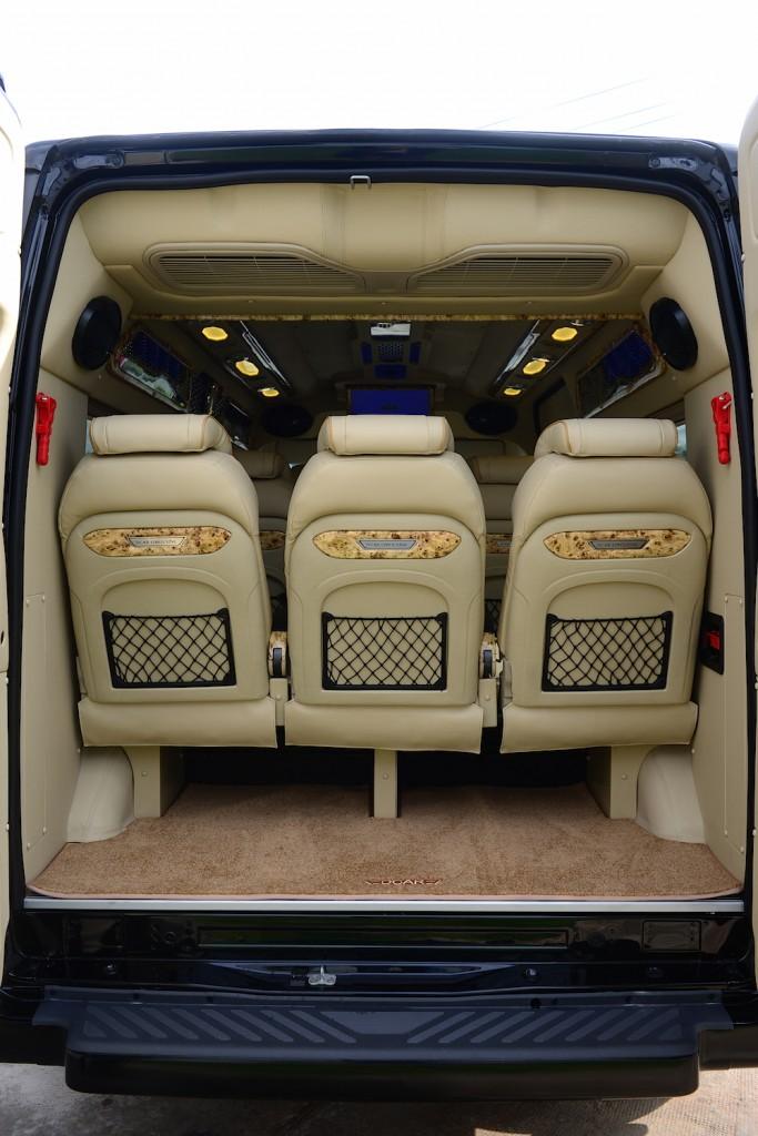 Ford DCar Limousine D5