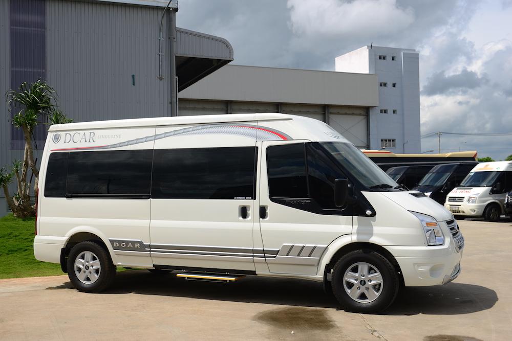 Ford DCar Limousine T1
