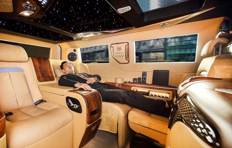 ford tourneo limousine 2