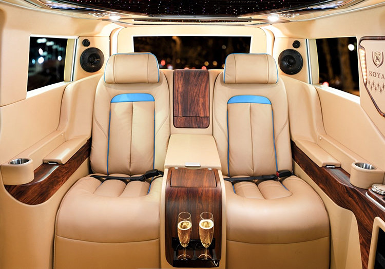 ford tourneo limousine 4