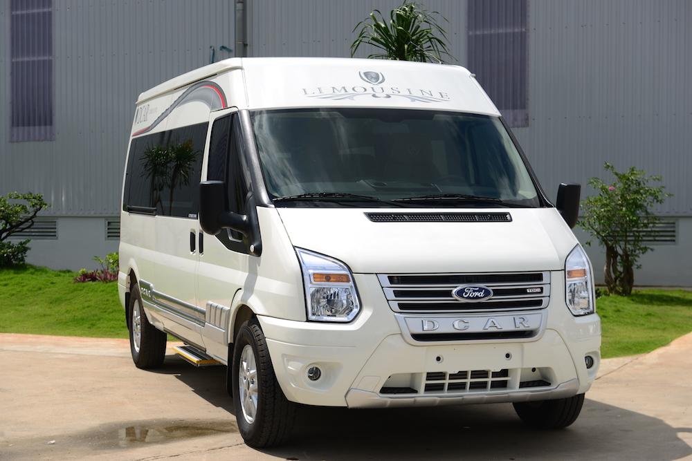 Ford DCar Limousine T2