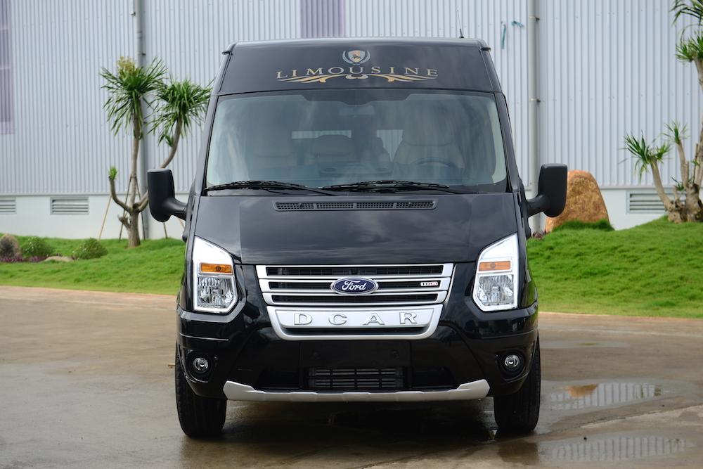 Ford DCar Limousine D1