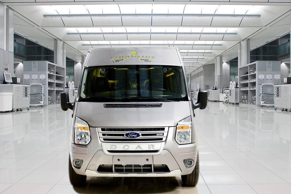 Ford Dcar X Plus 10