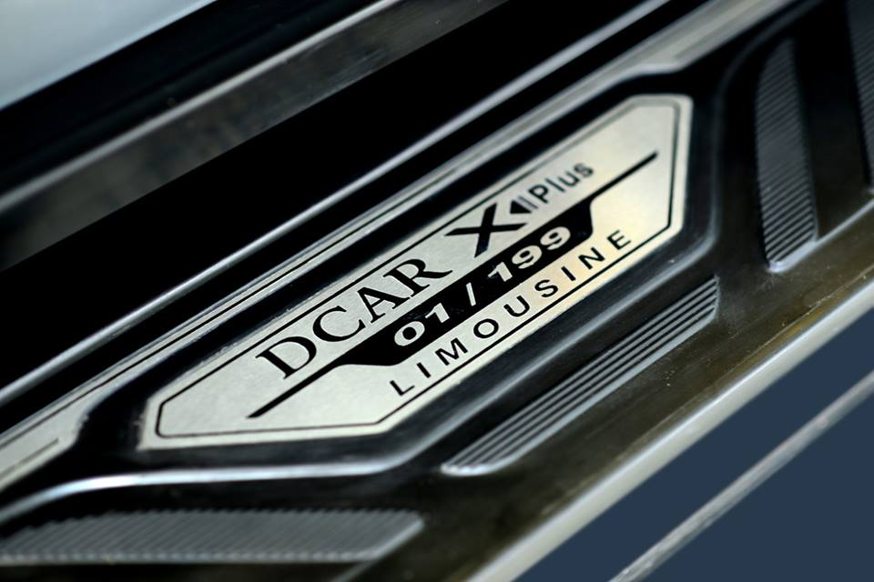 Ford Dcar X Plus 15