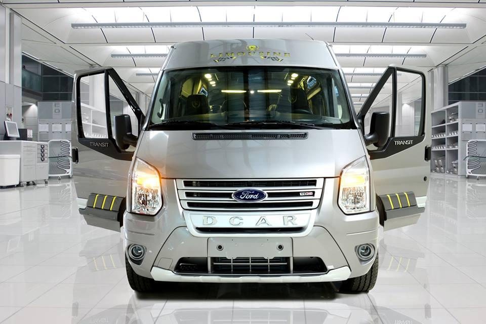 Ford Dcar X Plus 7