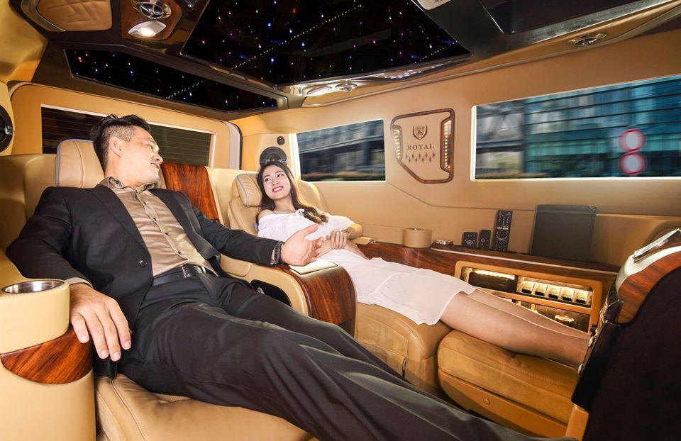 ford tourneo limousine Dcar 2
