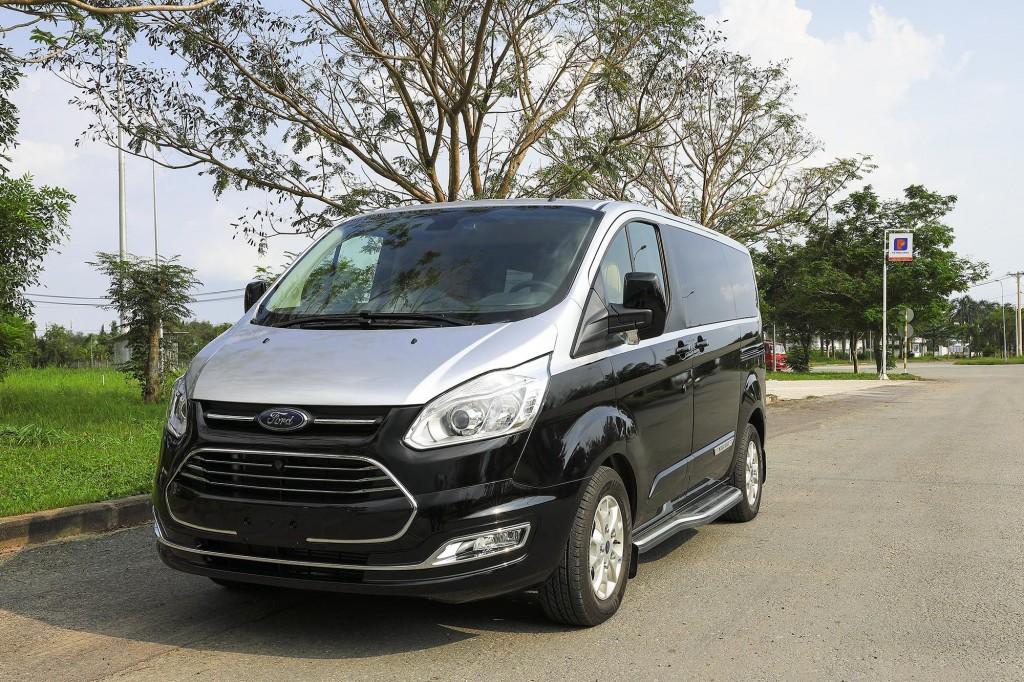 Xe Ford Tourneo Limousine Dcar President Đẳng Cấp Hoàng Gia