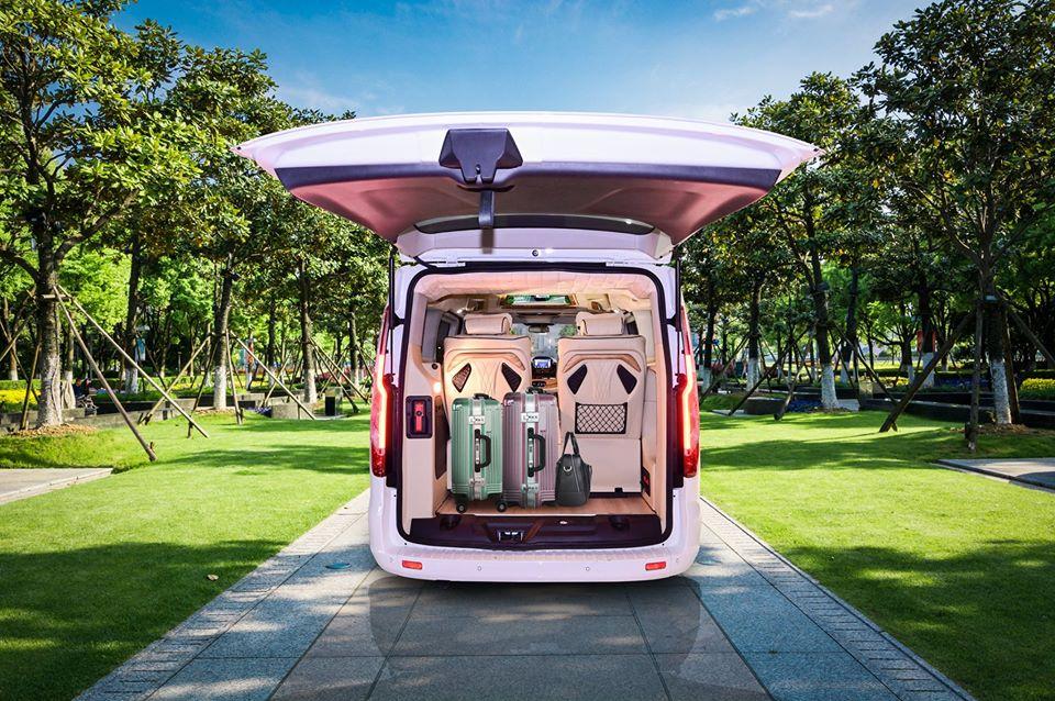 Ford Tourneo limousine 7