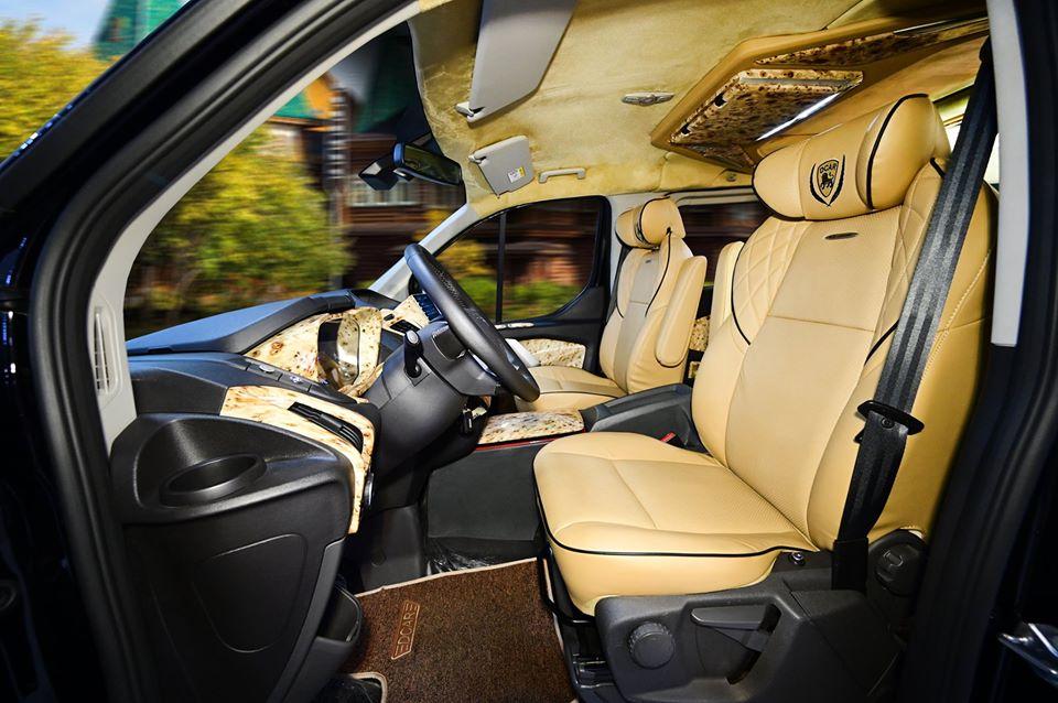 ford tourneo limousine 8