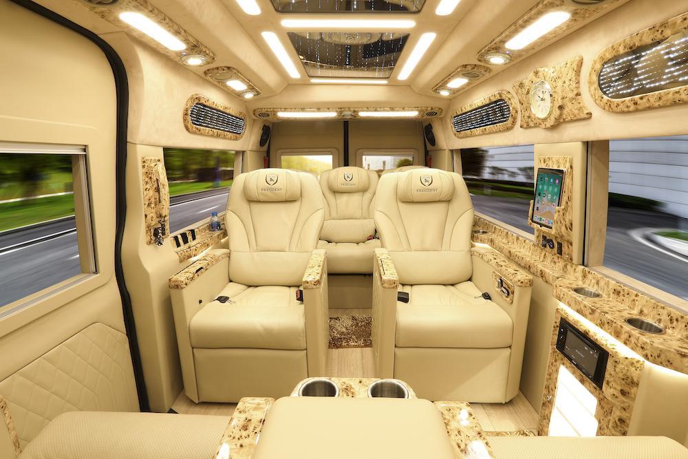 ford transit limousine 4