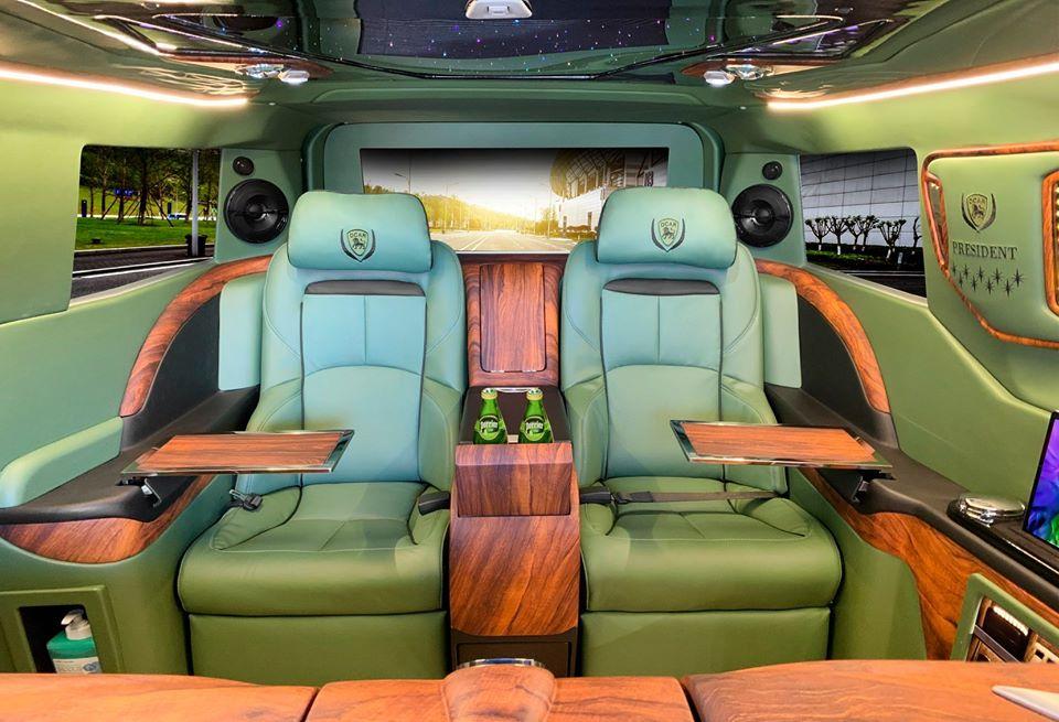 mercedes độ limousine 5