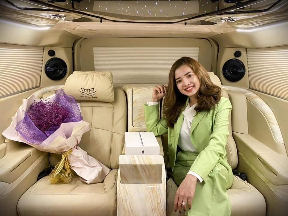 Ford tourneo limousine 15