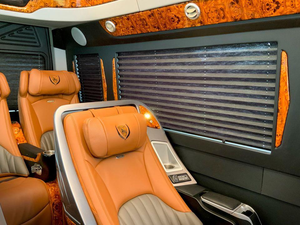 hyundai solati limousine Dcar thượng đỉnh 15