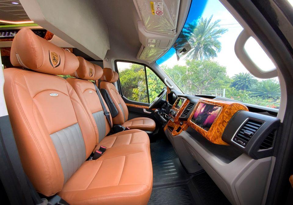 hyundai solati limousine Dcar thượng đỉnh 4