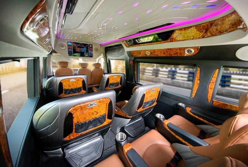 hyundai solati limousine Dcar thượng đỉnh 7