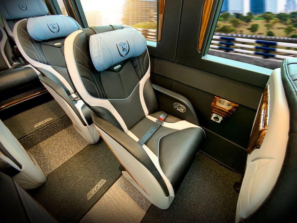 hyunhdai solati limousine dcar 2021 8