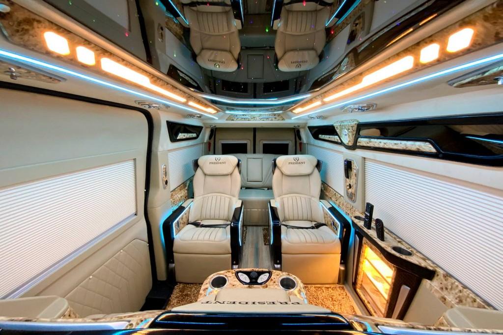ford transit limousine dcar president 16