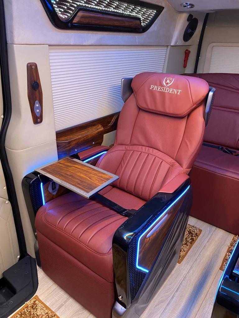 ford transit limousine  dcar president 2