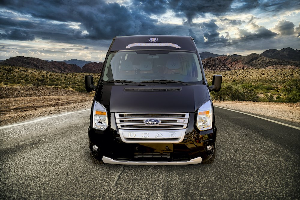 ford transit Limousine1