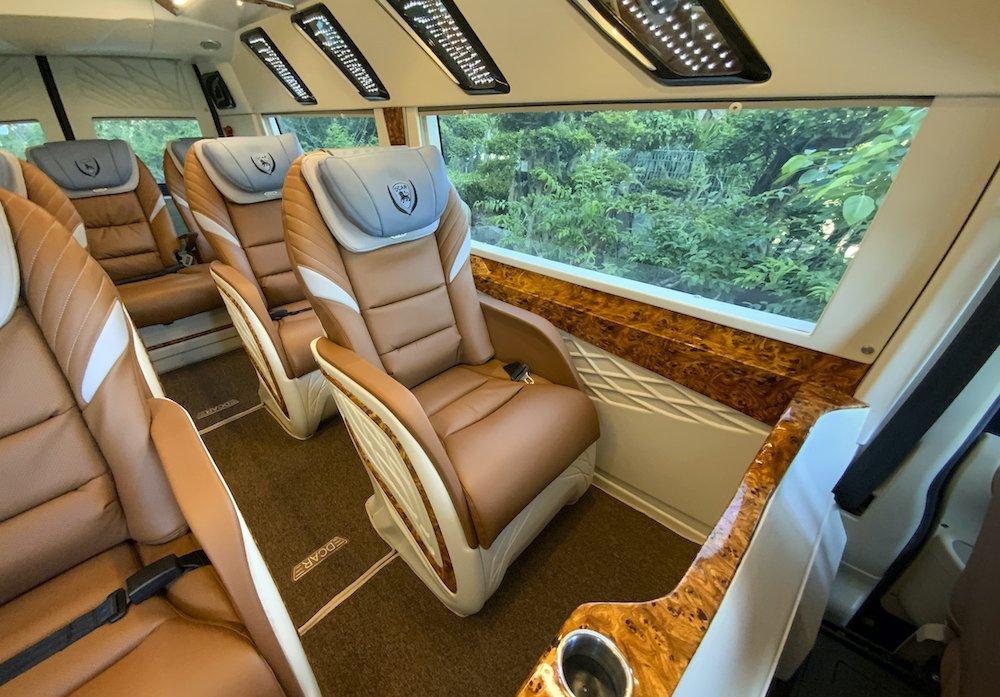 ford transit Limousine10