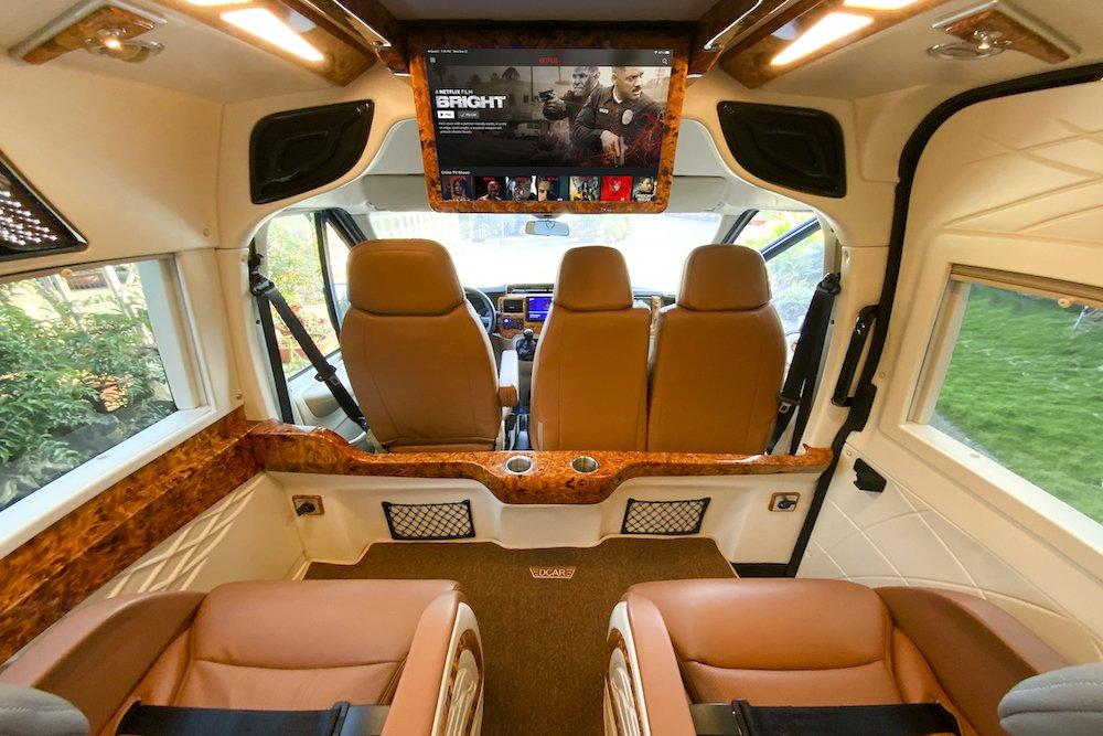 ford transit Limousine19