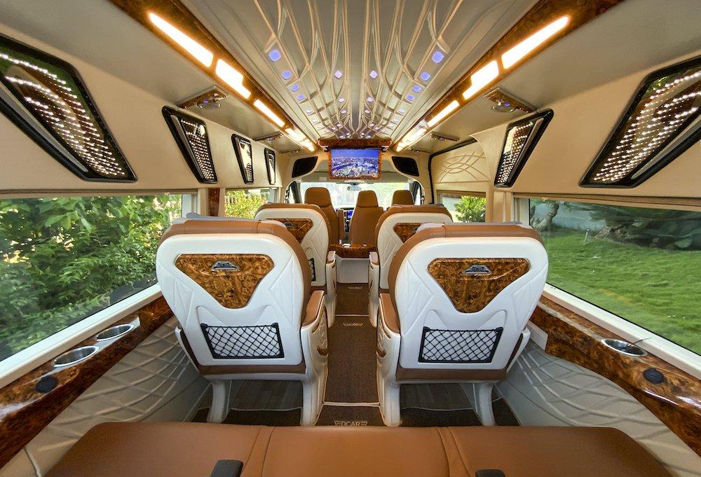 ford transit Limousine8
