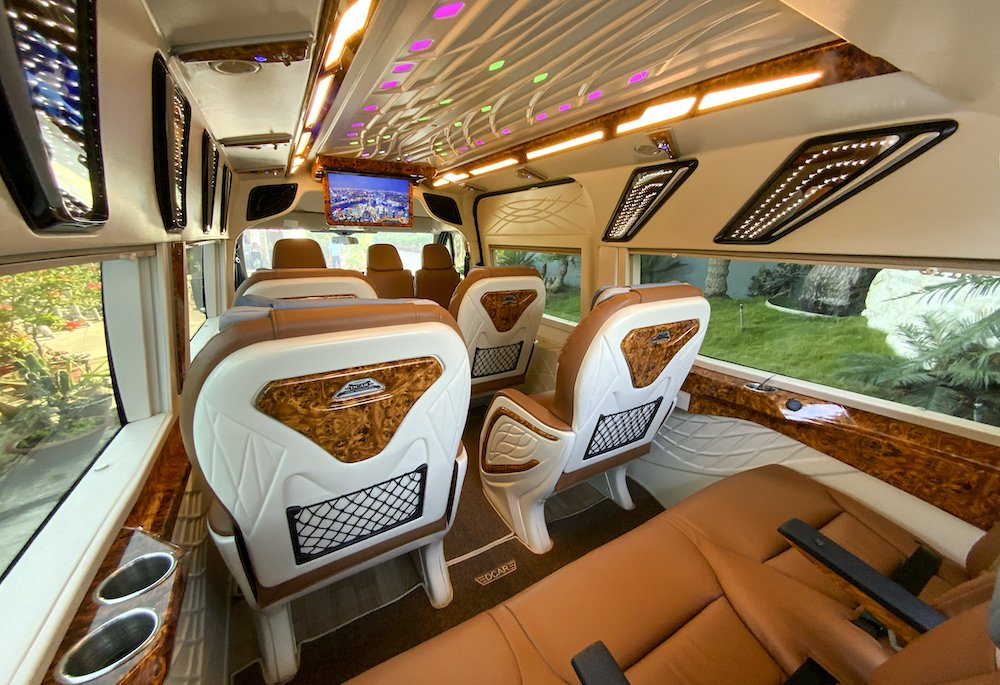 ford transit Limousine9