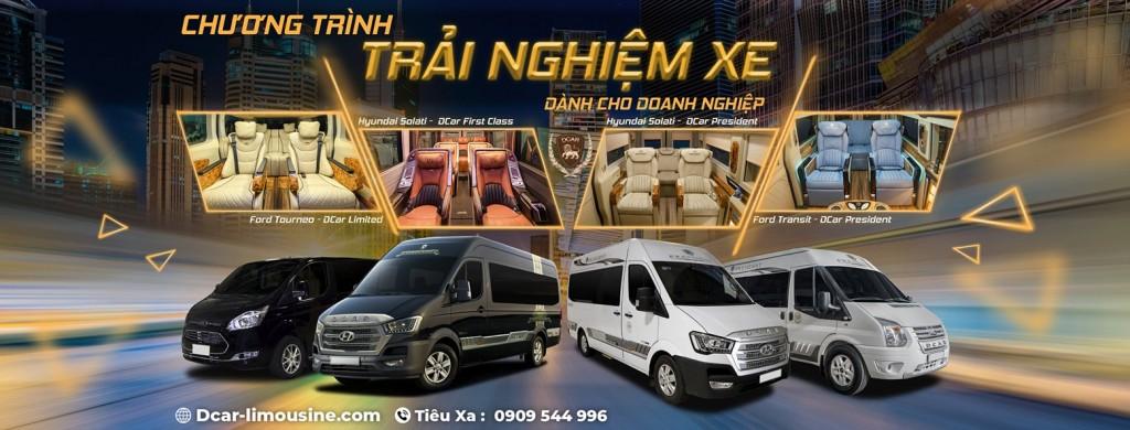 xe dcar limousine 2021